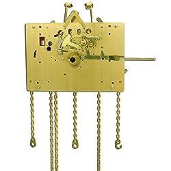 Hermle 1161-053 Grandfather Clock Movement (1161-053/114cm)