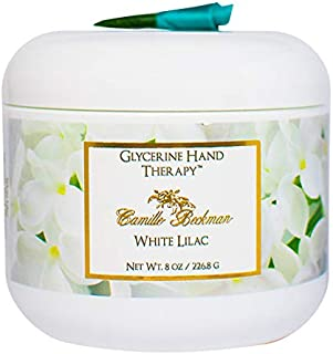 Camille Beckman Glycerin Hand Therapy, White Lilac, 8 Ounce