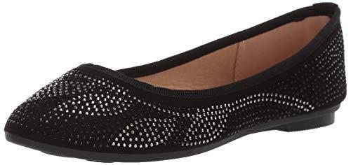 Kensie Girl Girl's Molly Shoe, Black, 2 Medium US Little Kid