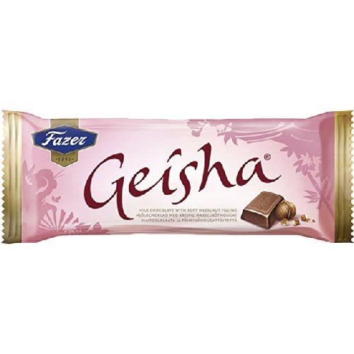 Fazer Geisha Originale - Schokoladen-Bonbons 100g
