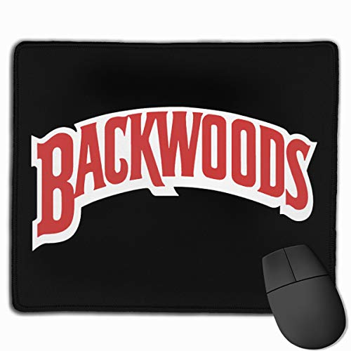 Backwoods Mouse Pads Non-Slip Gaming Office Mouse Pad Rectangular Rubber Mouse Pad