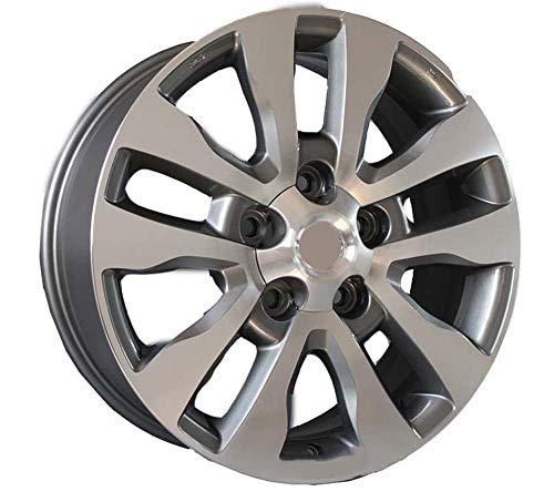 Llanta de aleación de coche, 20 * 8J, PCD: 5 * 150, ET: 5, orificio central 60, para Lexus LX Toyota Land Cruiser Toyota Sequoia 4PCS