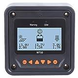 MPPTソーラー充電コントローラー用のRS485直感的な100%真新しいソーラー充電コントローラーMT-50に基づくソーラーパネルモニターバッテリー充電システム