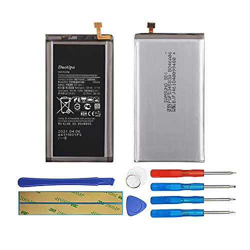Duotipa Ersatzakku Batterie EB-BG973ABU kompatibel mit Samsung Galaxy S10 SM-G973 Akku mit Werkzeugen
