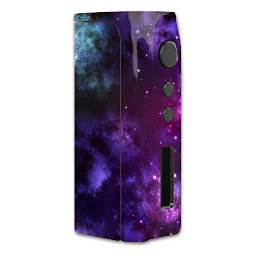 Skin Decal Vinyl Wrap for Pioneer4you iPV D2 75w Vape Mod Box / Space Gasses