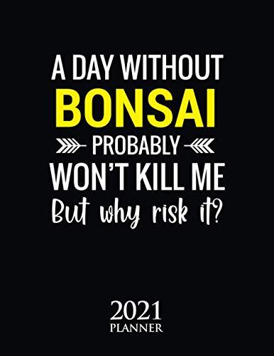 A Day Without Bonsai Probably Won