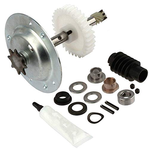Great Price! Replacemen Gear Sprocket Kit 1/3-1/2HP for Liftmaster Sears Craftsman Garage Door Opene...