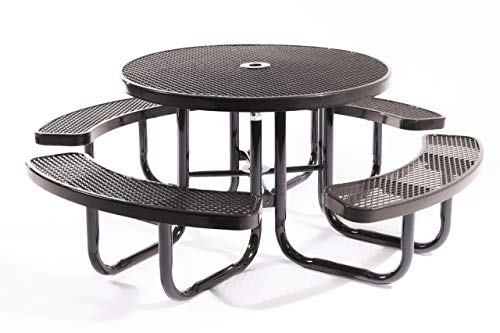 octagon picnic table - 7