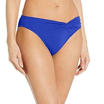 Jets by Jessika Allen Women s Jetsets Asymmetrical Twist Front Bikini Bottom Oceanic US 6 / AUS 10