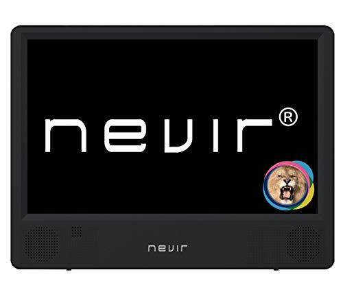 NEVIR NVR-7302-TDT10P2 – El televisor portátil barato