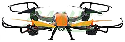 BSD Large Drone With Camera Quadrocopter Quadcopter WINYEA - Orange by Bsd