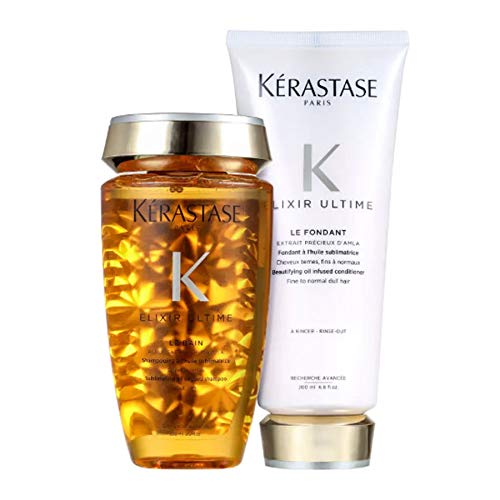 Kérastase Elixir Ultime Shampoo 250ml + Condicionador 200ml