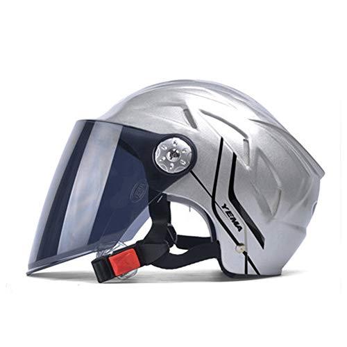 Reithelm für Roller, Fahrradhelm für Stadt, ultraleicht und Kopfschutz für Fahrradhelm (Farbe: #3, Größe: L (65 cm)