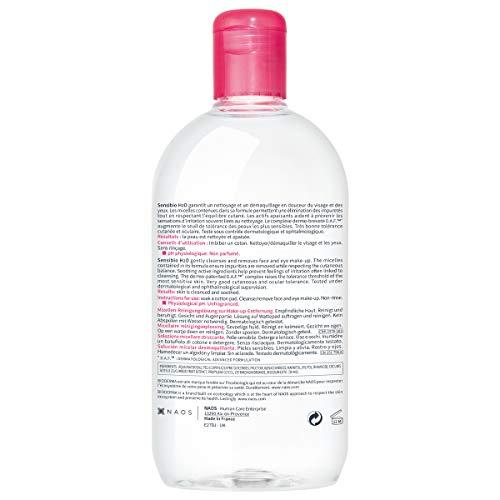 ビオデルマサンシビオH2OD(クレンジング)(並行輸入品)単品500ml[並行輸入品]