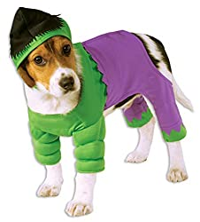 Hulk Costumes For Dogs