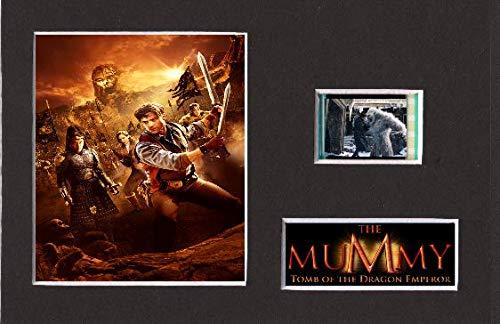 The Mummy Tomb of The Dragon Emperor - Lámina de Fotos (6 x 4 cm), diseño de célula, Sin Marco, 25,40 x 20,32 cm