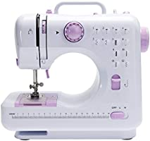 FutureCharger Sewing Machine, Portable Sewing Machine Mini Sewing Machines Handheld Sewing Machine with 12 Built-in...