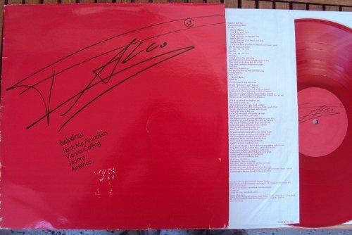 Falco 3 - Red Vinyl. Falco Stereo