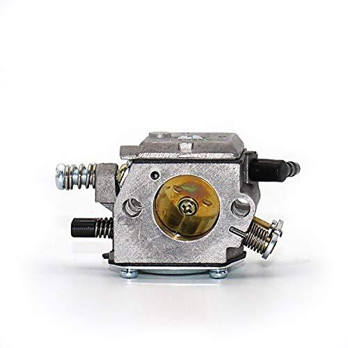 Carburador de alta calidad compatible con G620PU G561 G651 G662 TOPSUN 6200 6500 62CC 58cc Motosierra Carburador Carbohidrato Walbro HDA246 Material principal: Metal