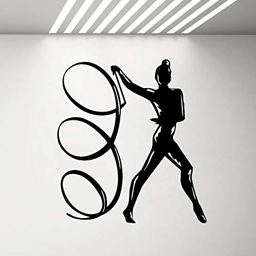 Wopiaol Kapper Muursticker Baloon Home Decoration Gymnastiek Band Sportwand Zelfklevend Hoogwaardig 57X62 cm