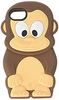 Griffin GB35616-2 Kazoo Monkey Case for iPod Touch  5th gen