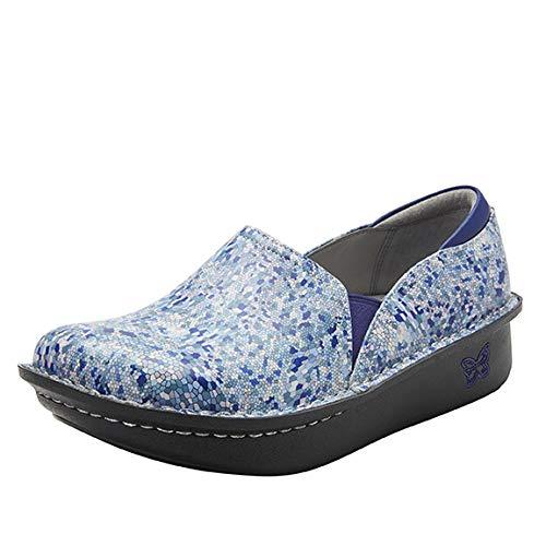Alegria Debra Womens Shoes Quarry 8 M US