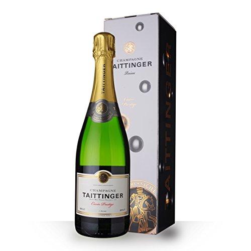 Taittinger Cuvée Prestige 75cl - Etui