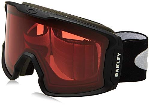 OAKLEY Skibrille Lineminer schwarz