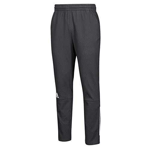 adidas Squad Pant Multisport XLT - Pantalón deportivo para hombre, color negro y blanco