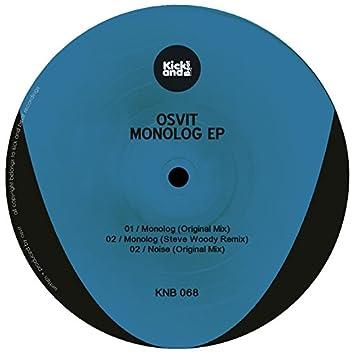 Monolog Ep (Osvit)