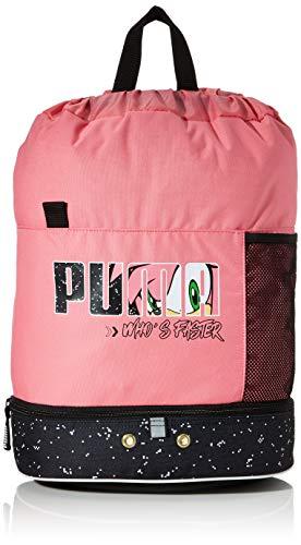 PUMA Unisex Jugend x Sega Backpack Rucksack, Bubblegum, OSFA