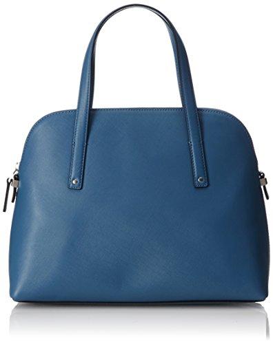 Ecco Felicity Damen Henkeltaschen (B x H x T), Blau (90202)
