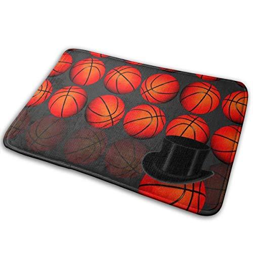 Flimy Na Basketball Eingangstürmatte Bad Badezimmerteppich