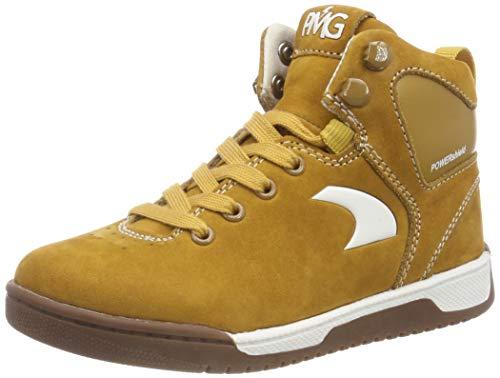 PRIMIGI Pkn 24541 Hohe Sneaker, Gelb (Giallone 22), 36 EU