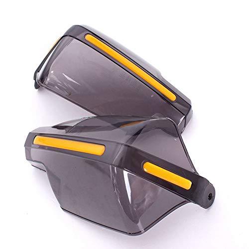 Manoplas universales para motocicleta, para motos, motos de nieve, manillares de 7/8 pulgadas, 22 mm
