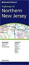 Rand Mcnally Northern New Jersey: Major Roads & Highways (Rand McNally Folded Map: States)