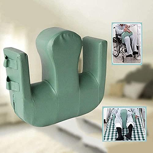 HAO KD Ancianos Dan Vuelta PU Almohadilla de Transferencia a Prueba de Agua Anti-decúbito de Cuero para Pacientes o Ancianos de Cama, Dispositivo de torneado de Pacientes