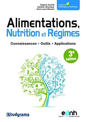 Alimentation, nutrition et régimes