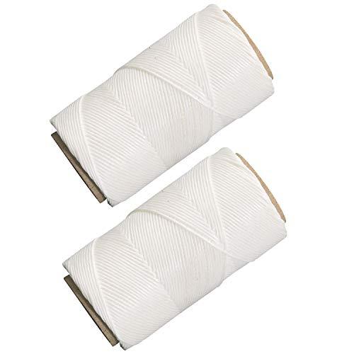 Westmark Küchengarn, 2 Stück, Spezialgarn, Länge: 60 m, Polyester, Weiß, 15232260