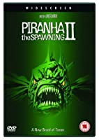 Piranha Part Two: The Spawning [DVD]