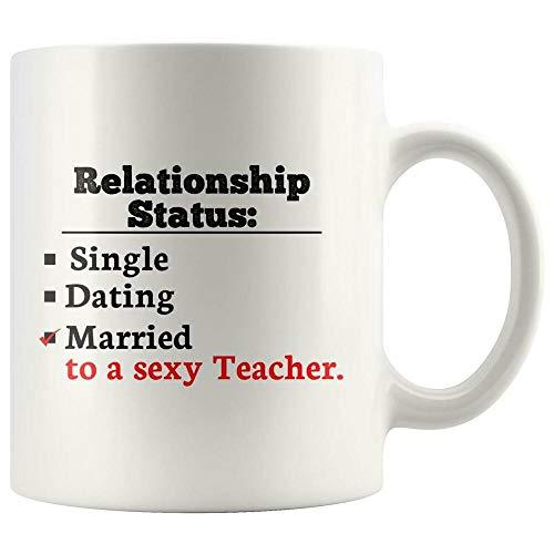 Divertida taza de café, taza de profesor, regalo para profesor, taza para futuro profesor, regalo para mejor profesor, taza de té, taza de café, taza de café de 325 ml, regalo para mujeres y hombres