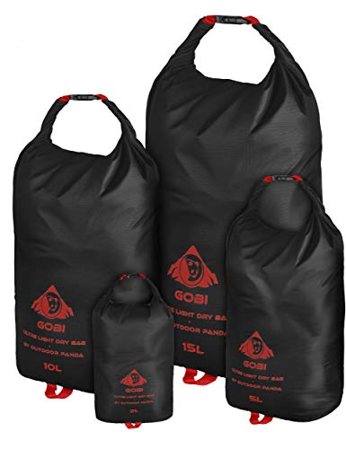 Outdoor Panda -   Dry Bags (Schwarz,