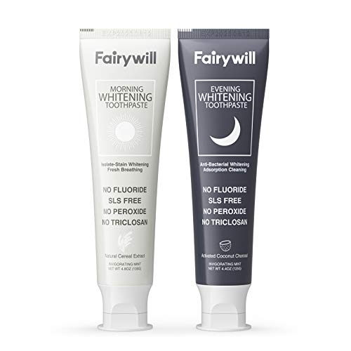 Fluoride Free Toothpaste for Adults