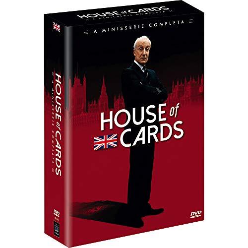 House Of Cards - Minissérie Completa
