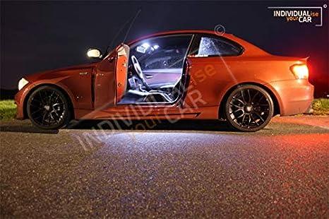 Innenraumbeleuchtung Set Für 1er E82 Coupé Cool White Auto