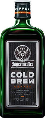 Jägermeister COLD BREW COFFEE Herbal Liqueur 33% - 500 ml