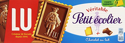LU wahre Petit Ecolier Milk Chocolate Biscuits 150g
