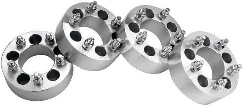 4 pc Wheel Spacers 2