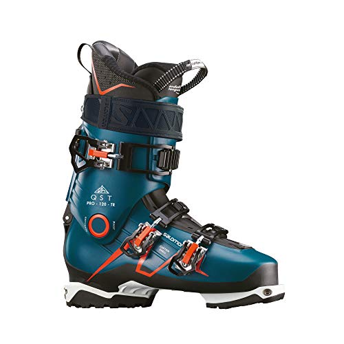 SALOMON QST Pro 120 TR - Botas de esquí (28,5), color azul...