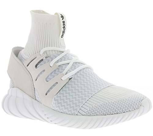 Adidas Tubular Doom PK Primeknit, vintage white/lgh solid grey/core black